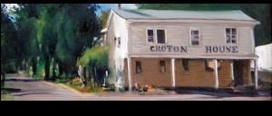 """Croton House"" by Doug Jamieson"