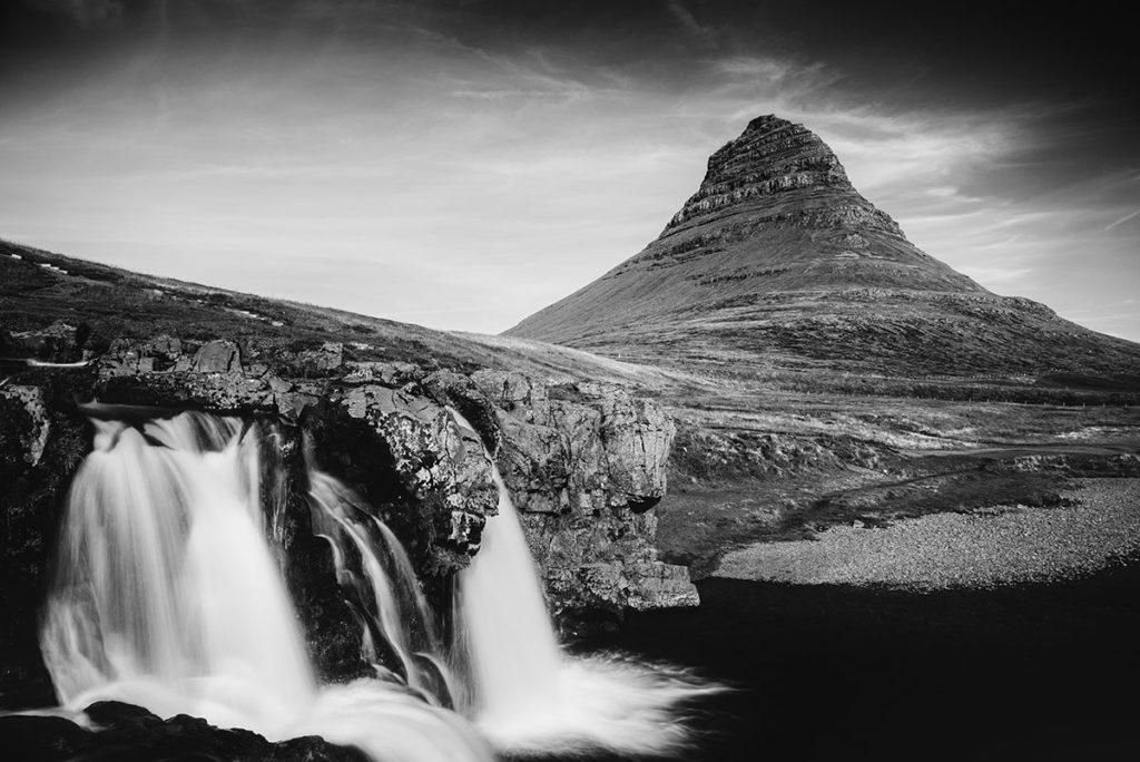 Kirkjufell by Brent Delanoy
