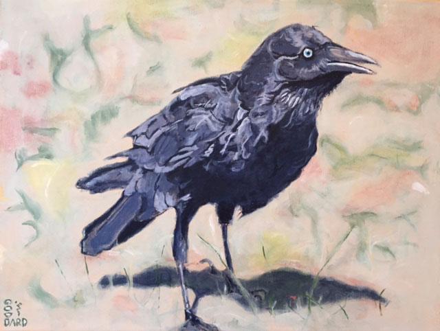 Fledgling by Bruce Goddard