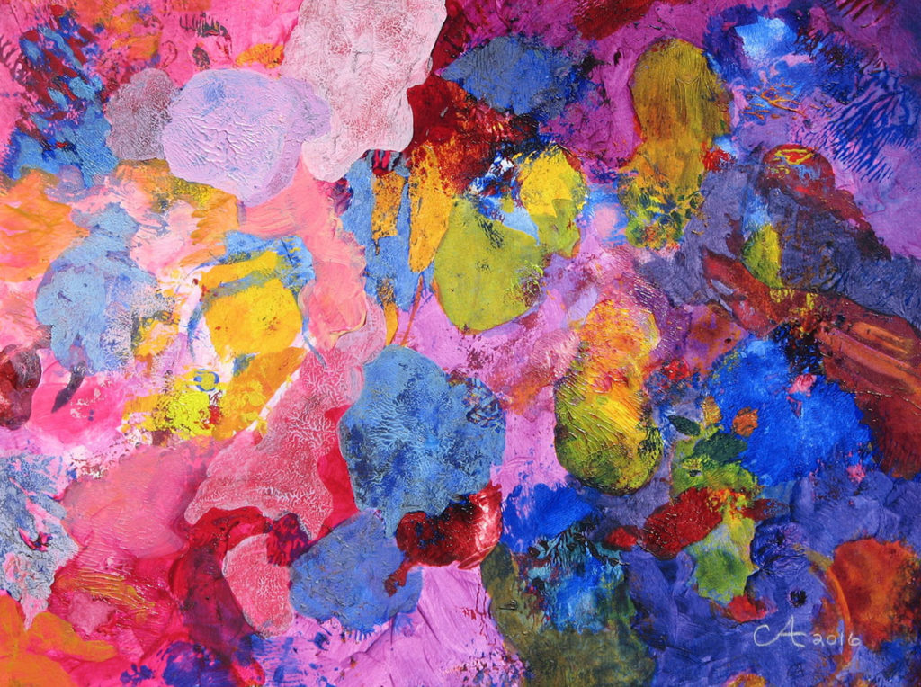 Imprint Series #15 by Christine Alexander