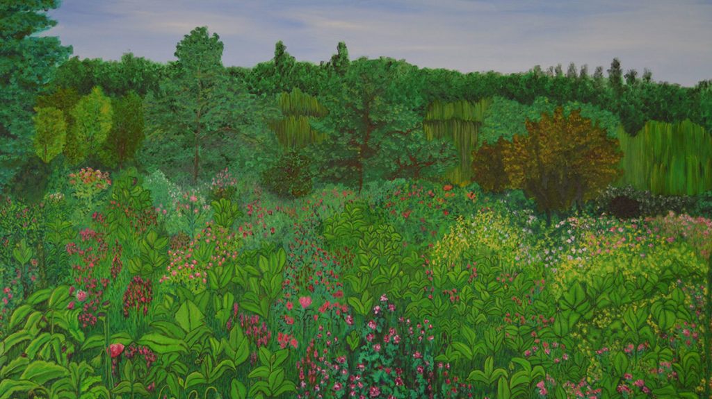 Giverny by Dawn Howell