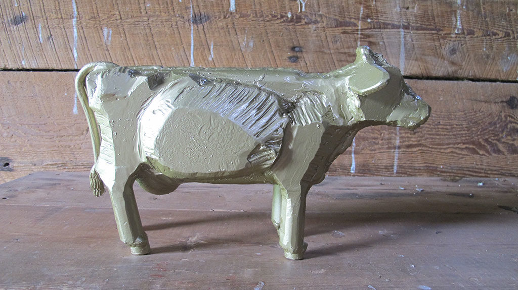 Golden Calf by Nathan Eldred Banks
