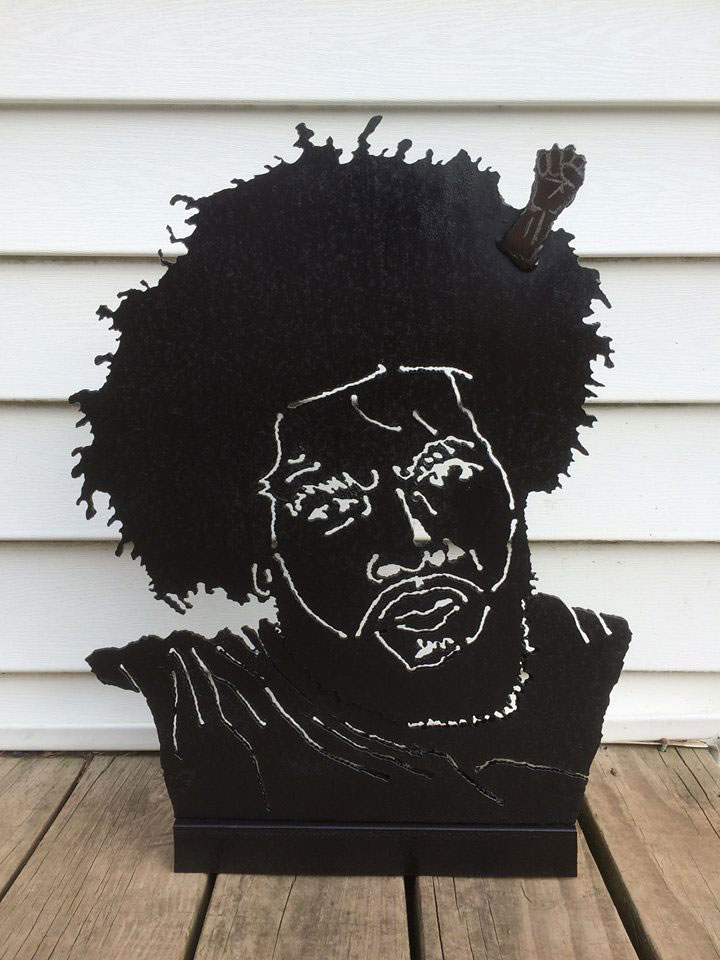 Questlove by Nathan Eldred Banks