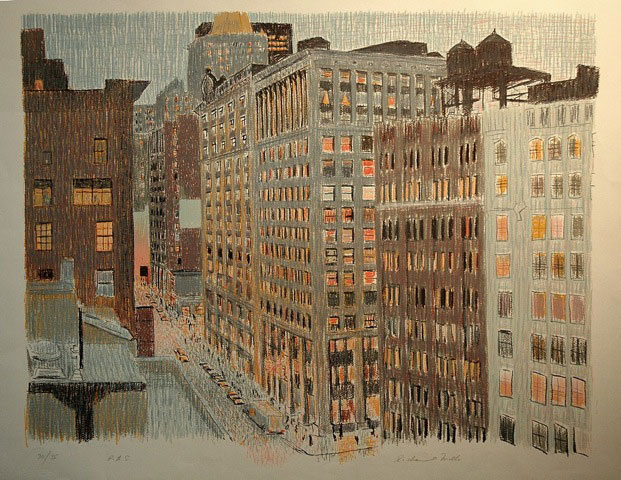 PAS (Park Avenue South) by Richard Kirk Mills
